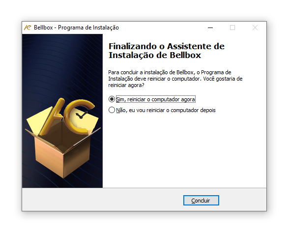 instalar software bellbox